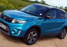 2020 Suzuki Grand Vitara Preview,