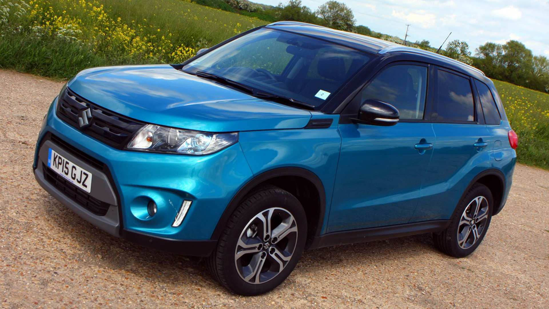 37 New 2020 Suzuki Grand Vitara Preview Engine