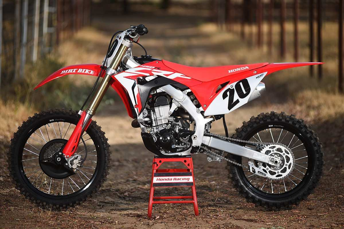 37 New Honda Dirt Bikes 2020 Wallpaper