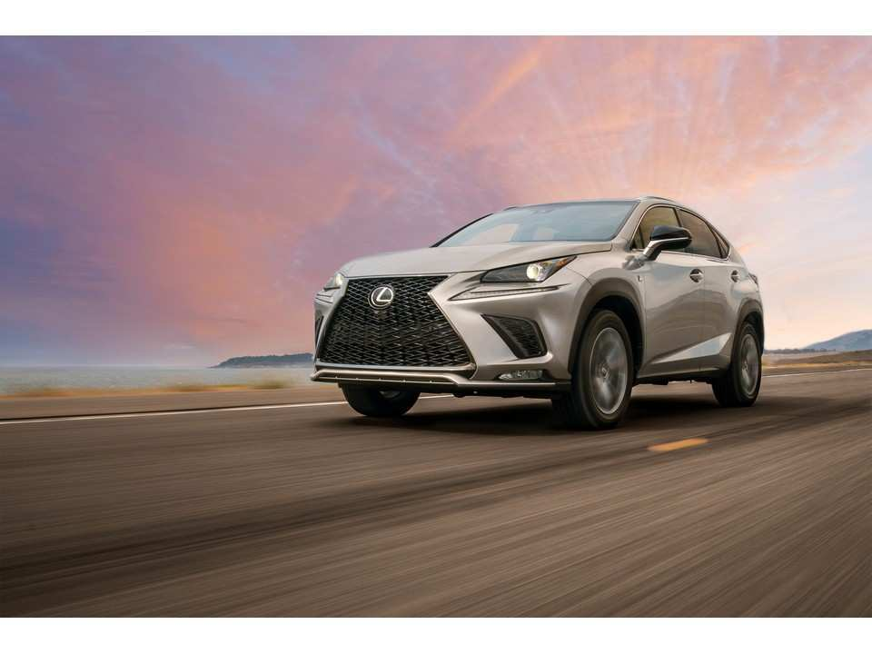 37 The 2019 Lexus 200Nx Specs