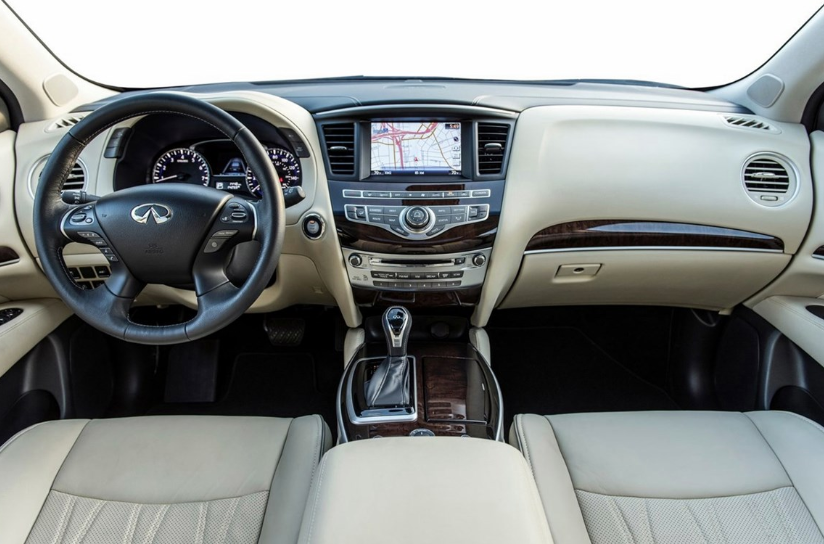 37 The 2020 Infiniti Qx60 Interior New Review
