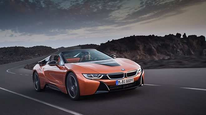 37 The Best 2019 Bmw I8 Roadster Images