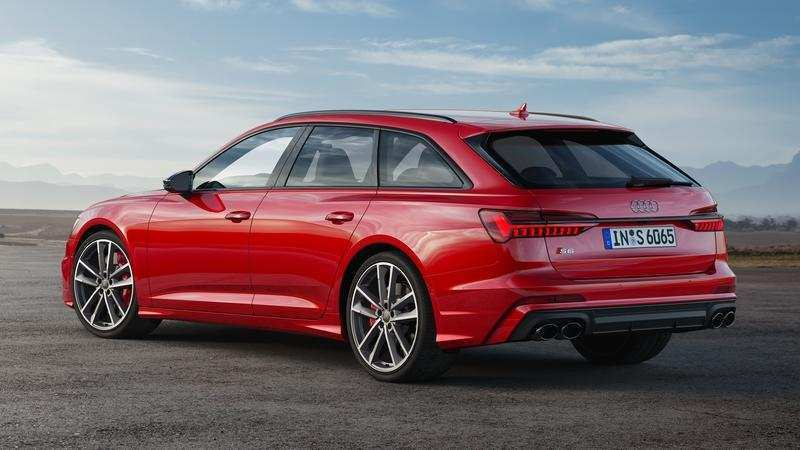 37 The Best 2020 Audi A6 Wagon Release Date and Concept