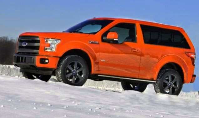 37 The Best 2020 Orange Ford Bronco Configurations
