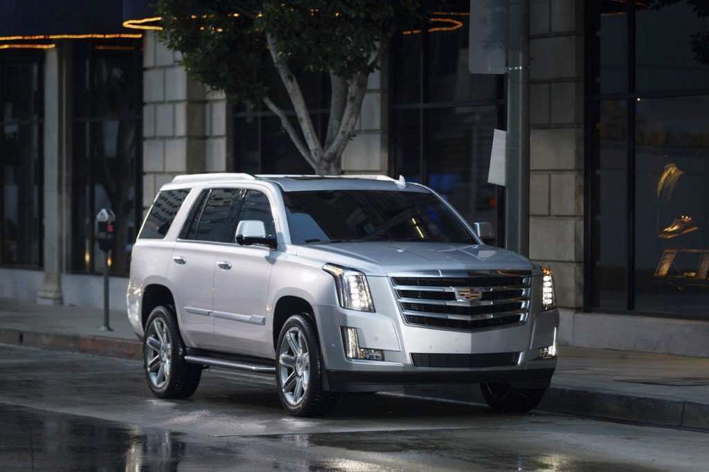 38 A 2020 Cadillac Escalade Ext Pictures