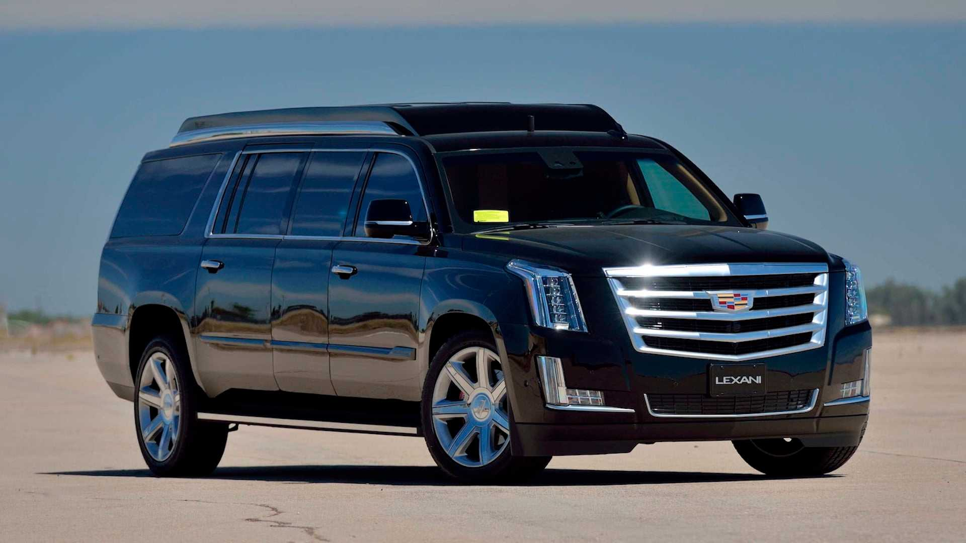 38 A 2020 Cadillac Limo Redesign