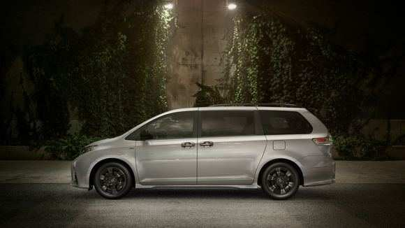 38 A 2020 Toyota Van New Model And Performance