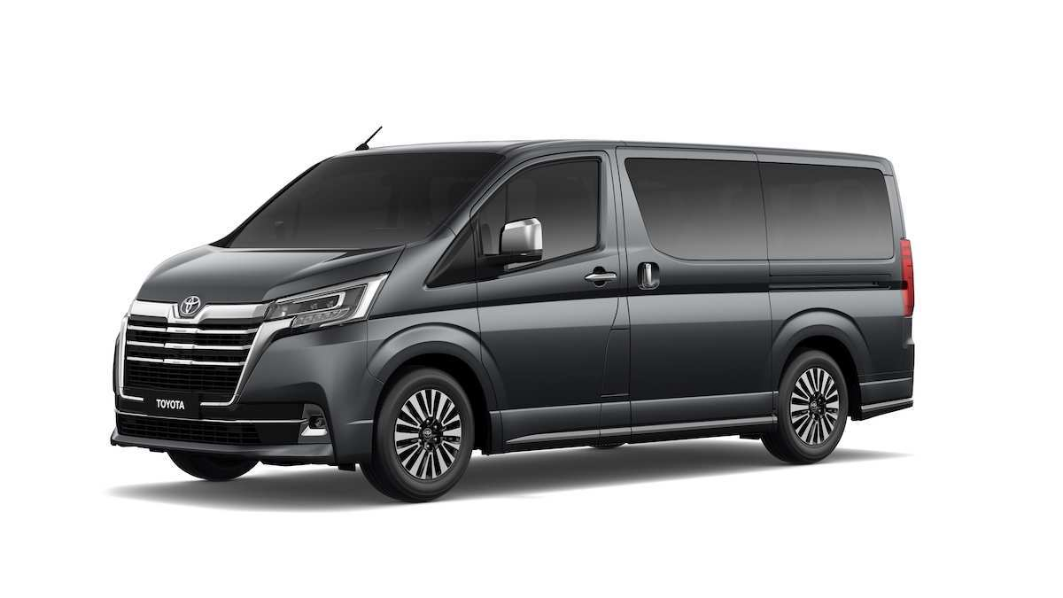 38 A 2020 Toyota Van New Review