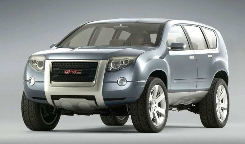 38 A New 2020 Gmc Jimmy Concept And Review