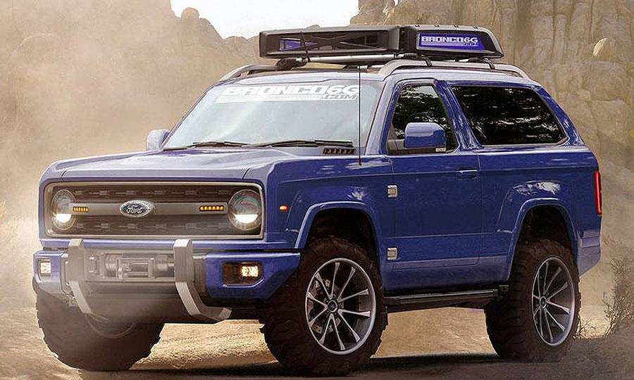 38 All New 2020 Ford Bronco 6G History
