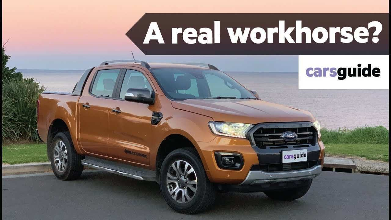 38 All New 2020 Ford Ranger Wildtrak Release Date