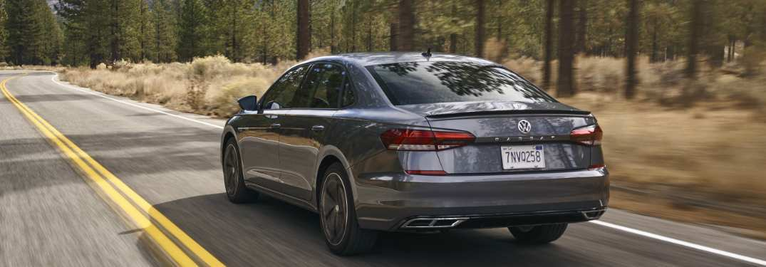 38 All New Volkswagen Us Passat 2020 Redesign And Concept