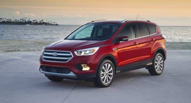 38 Best 2019 Ford Escape Release Date Exterior