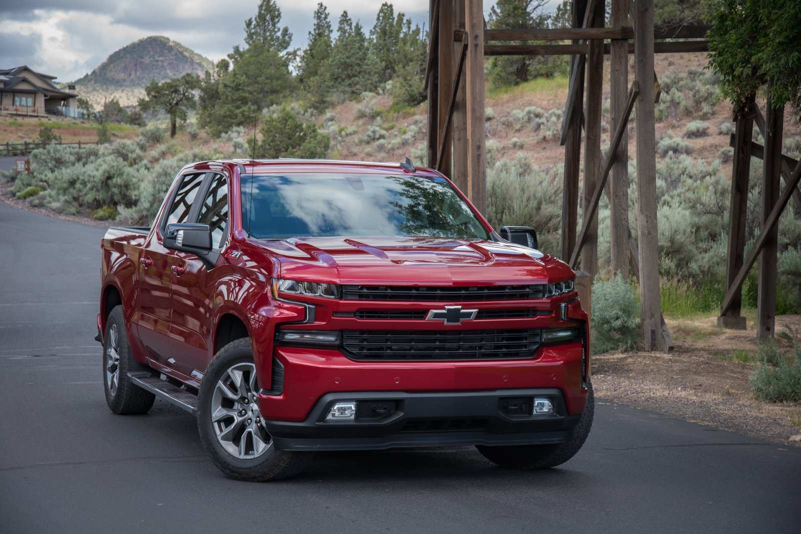 38 New 2020 Chevrolet Silverado Concept And Review