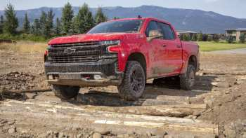 38 The 2019 Chevrolet Silverado 1500 Review Release Date