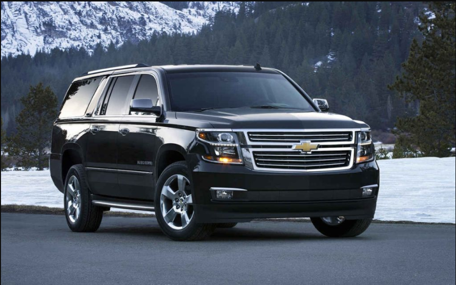 38 The 2020 Chevrolet Suburban Redesign New Model And Performance