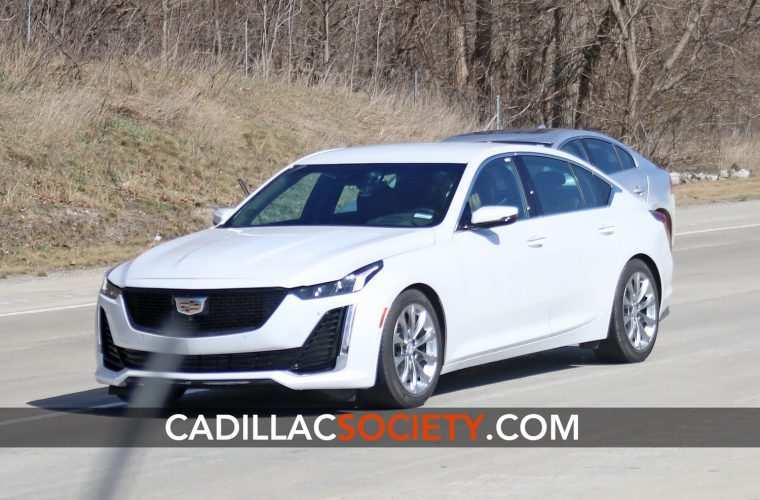 38 The Best 2019 Cadillac Ct5 Configurations