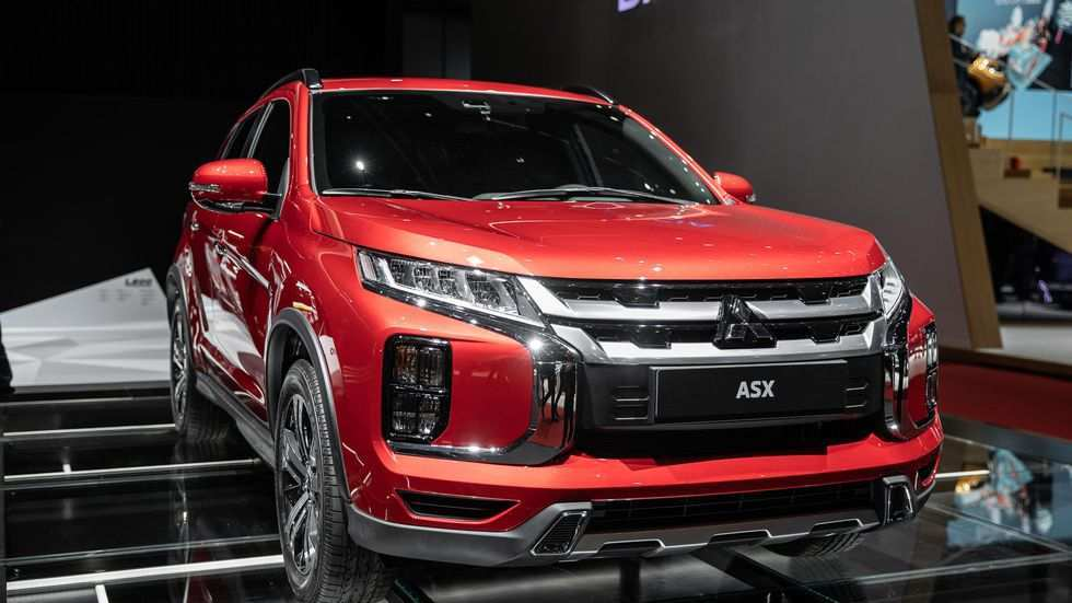 38 The Best Mitsubishi Asx 2020 Video Release Date