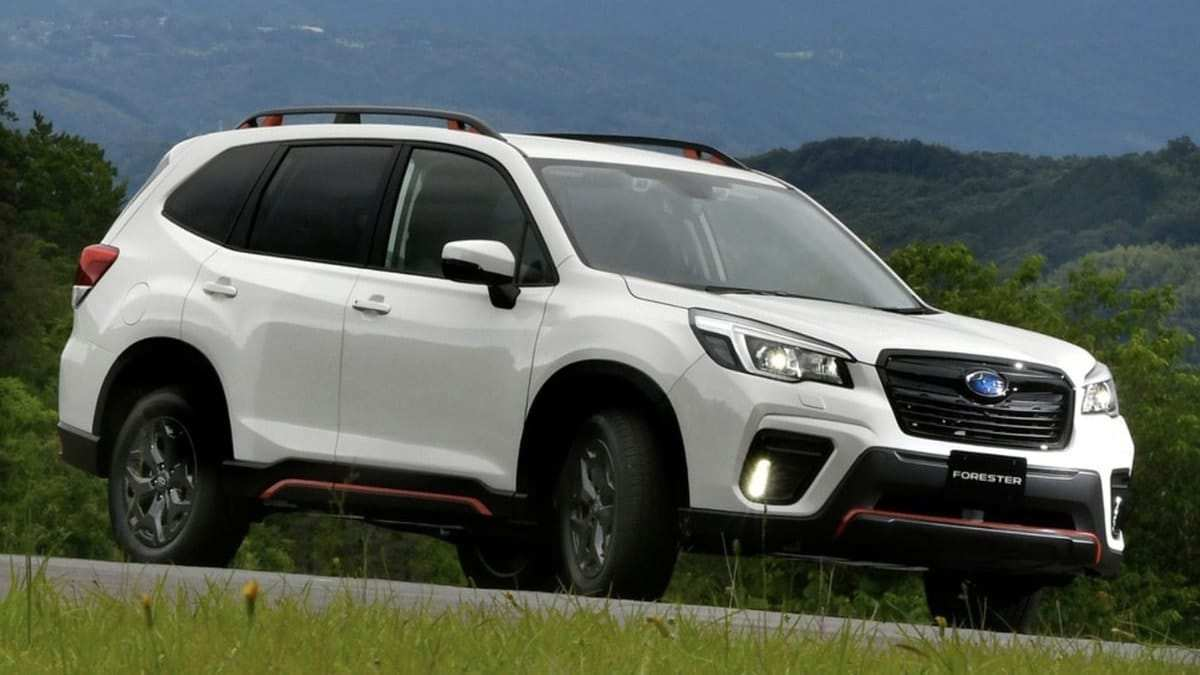 38 The Best Subaru Forester All New 2020 Performance