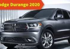 Dodge Durango Srt 2020,