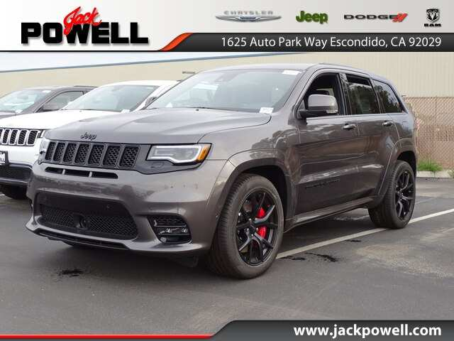 38 The Jeep Grand Cherokee Performance And New Engine