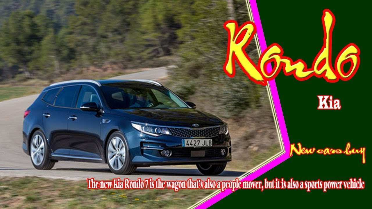 38 The Kia Rondo 2020 Prices