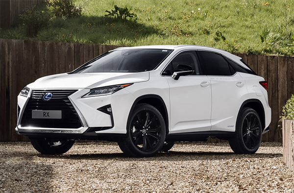 38 The Lexus Rx 450H Facelift 2020 Ratings