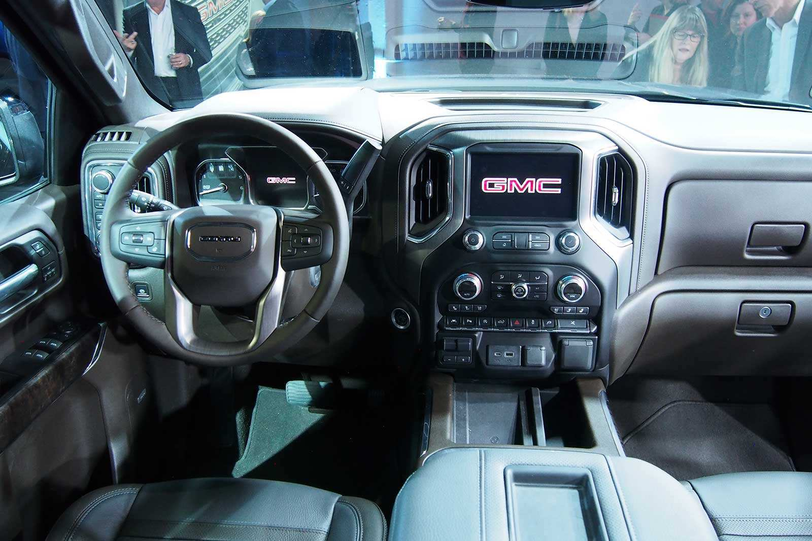 39 A 2019 Gmc 1500 Interior Review and Release date