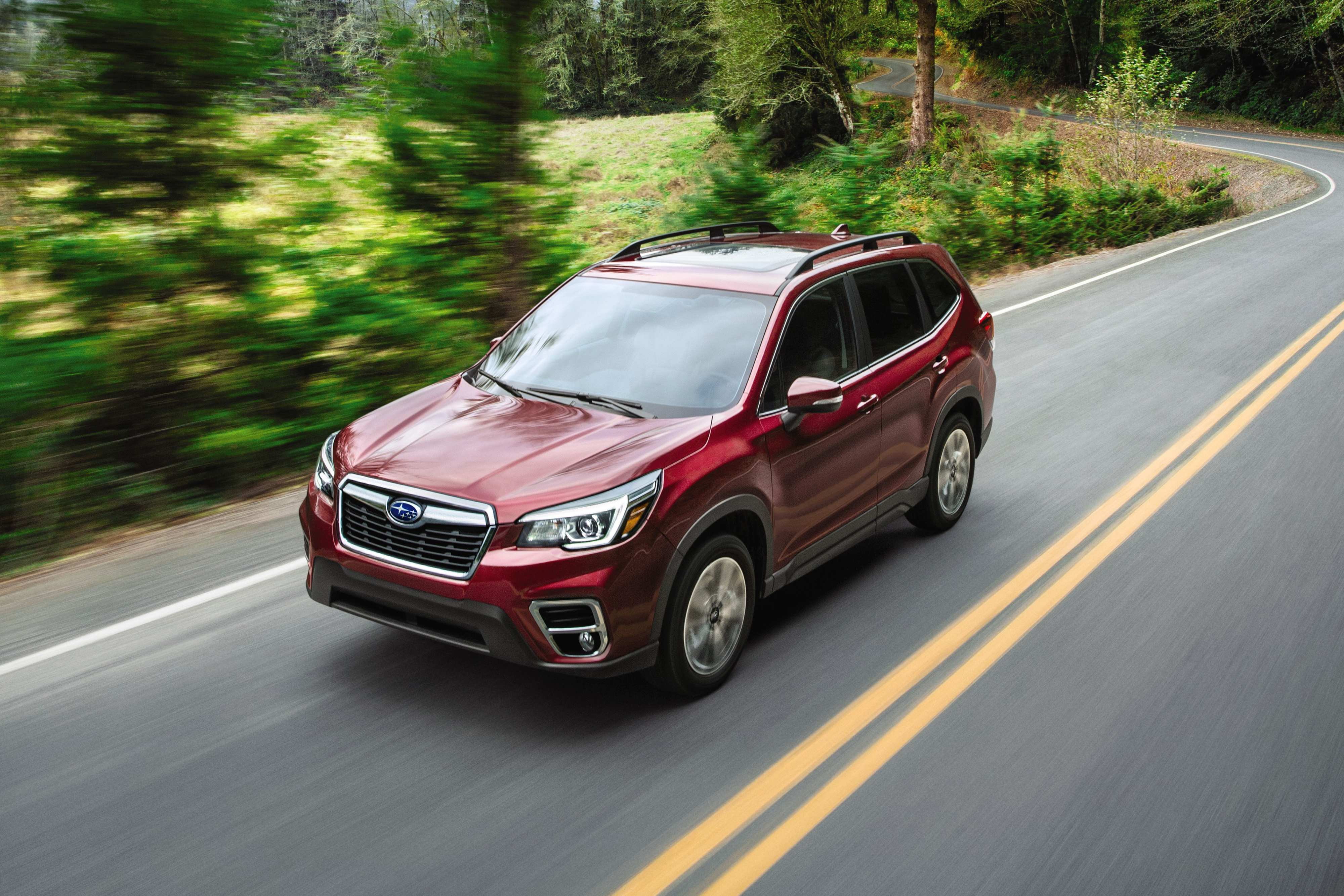 39 A Subaru Forester All New 2020 Concept And Review