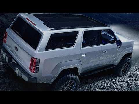 39 All New 2019 Ford Bronco 4 Door Spesification