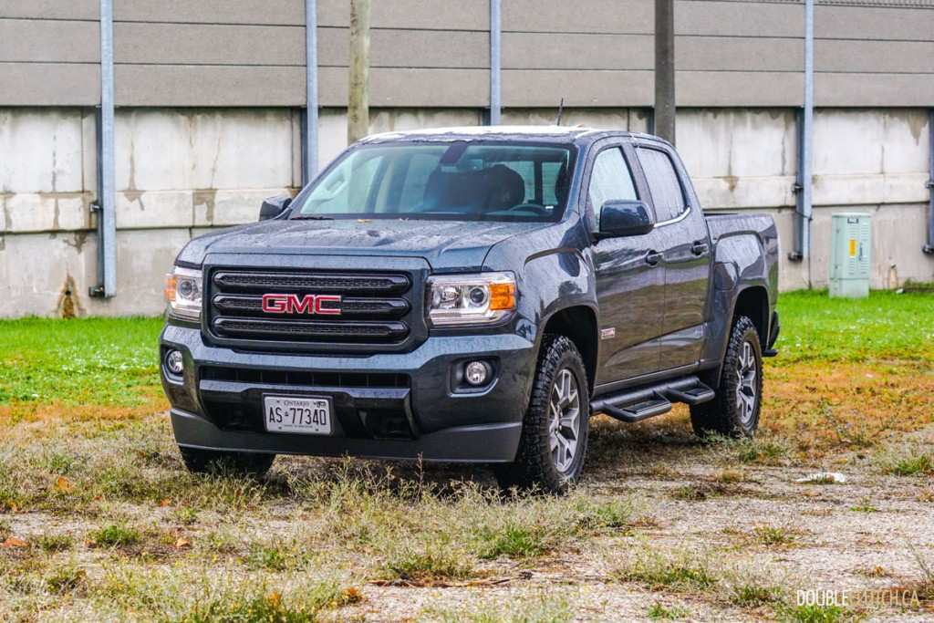 39 All New 2019 Gmc Canyon All Terrain Redesign And Review