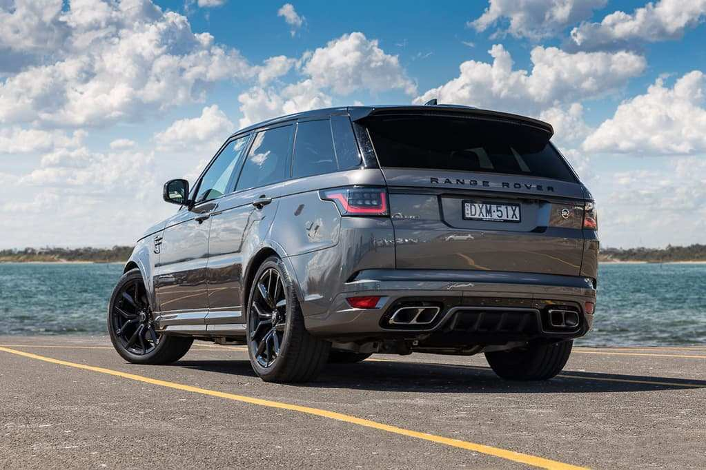 39 All New 2019 Land Rover Svr Overview