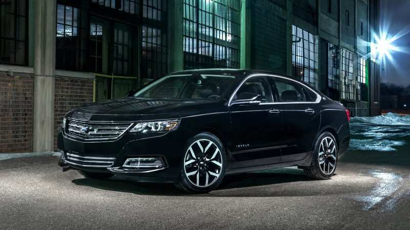 39 All New 2020 Chevrolet Impala Specs And Review