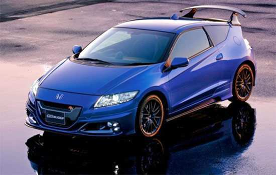 39 All New 2020 Honda Cr Z Redesign And Review