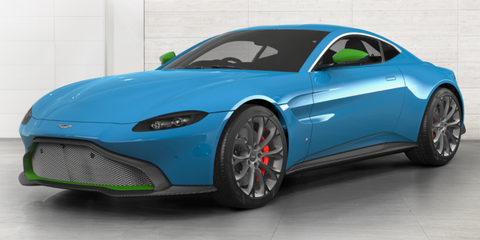 39 Best 2019 Aston Martin Vantage Configurator Research New
