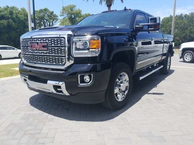 39 Best 2019 Gmc Denali 3500Hd Performance And New Engine