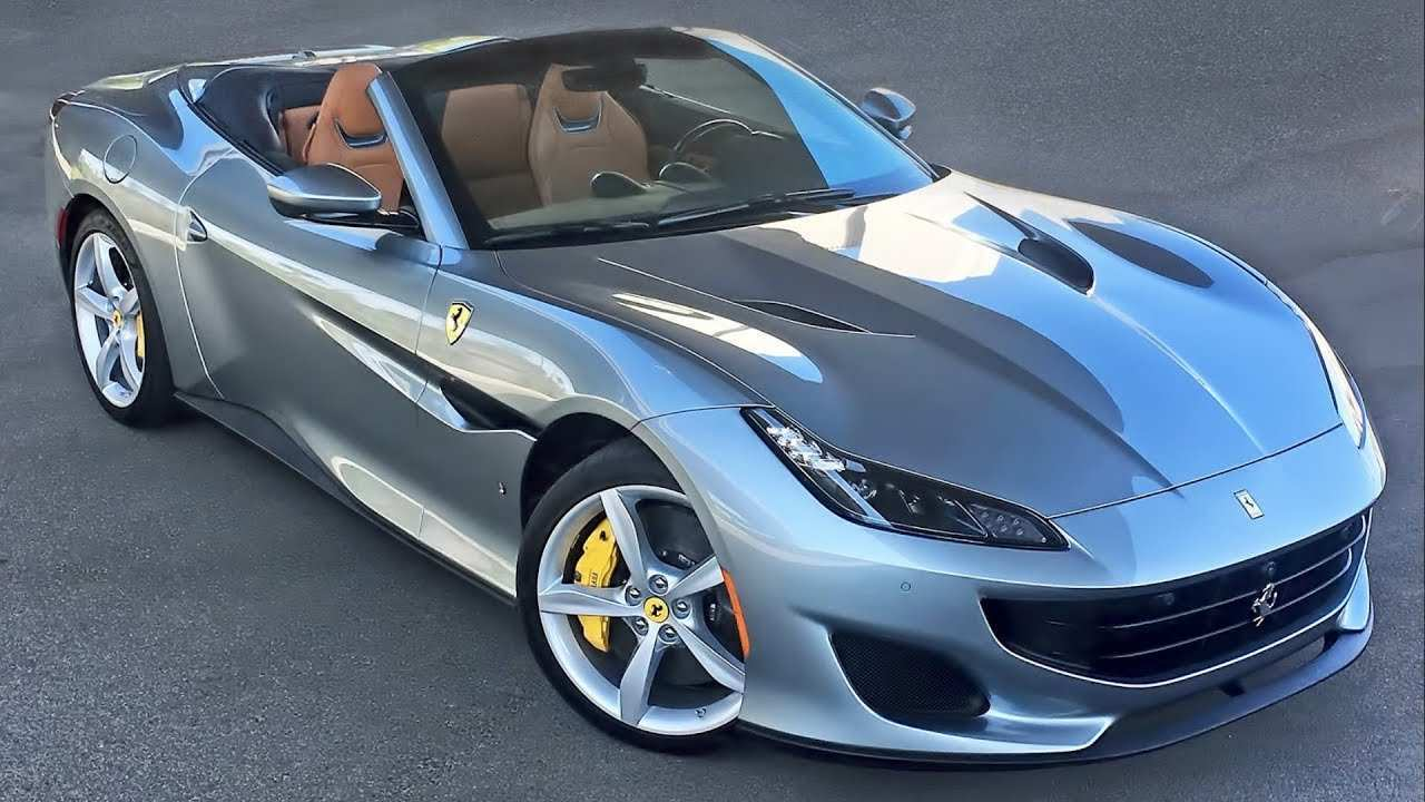 39 New 2019 Ferrari Portofino Price Design and Review