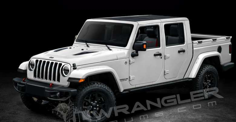 39 New 2019 Jeep Jt Price Pricing