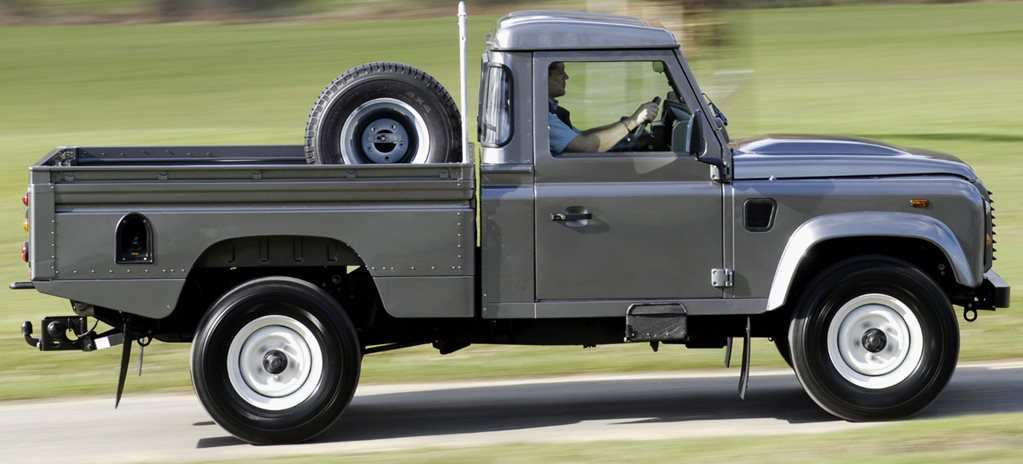 39 New 2019 Land Rover Defender Ute First Drive