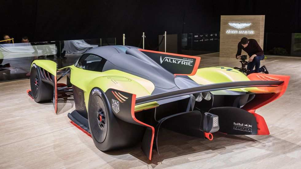 39 New 2020 Aston Martin Valkyrie Price And Release Date