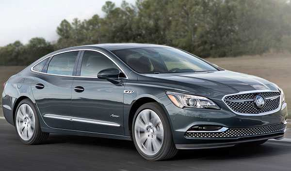 39 New Buick Lacrosse For 2020 Ratings