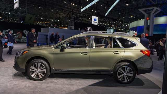 39 The 2019 Subaru Outback Changes Redesign