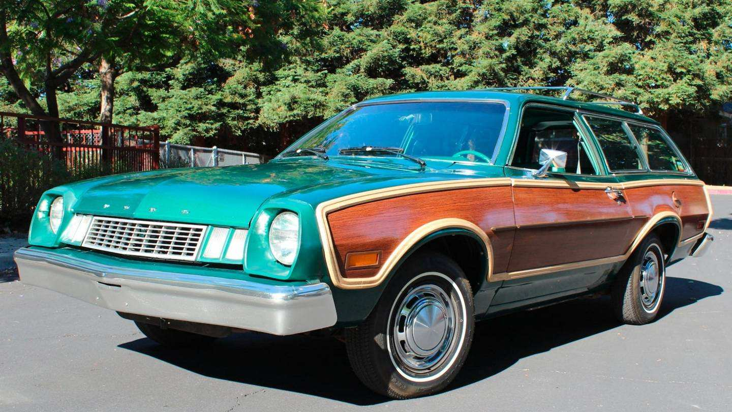 39 The Best 2019 Ford Pinto Review