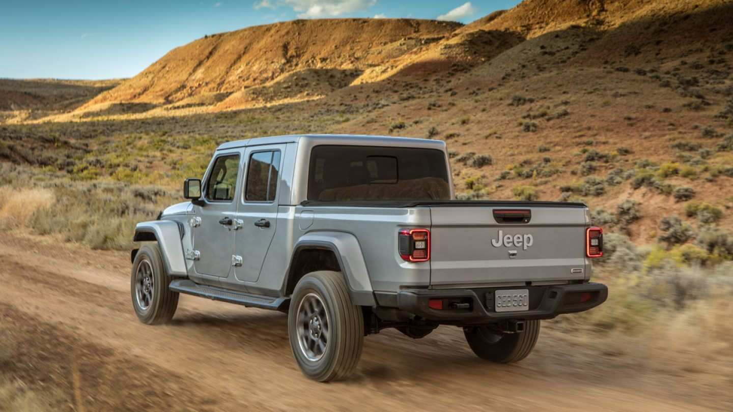 39 The Jeep Gladiator Images 2020 Reviews