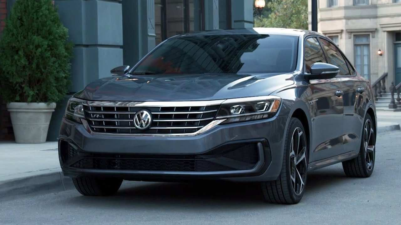 39 The Volkswagen Passat 2020 Usa Price Design And Review