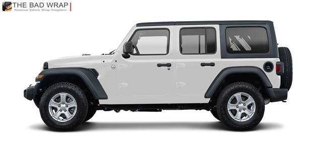 40 A 2019 Jeep Wrangler 4 Door Specs And Review