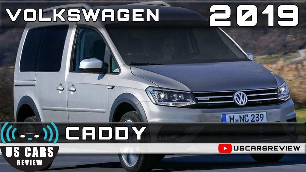 40 A 2019 Vw Caddy Research New