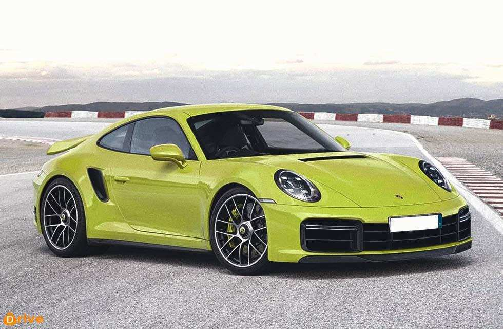 40 All New 2020 Porsche 992 Review And Release Date