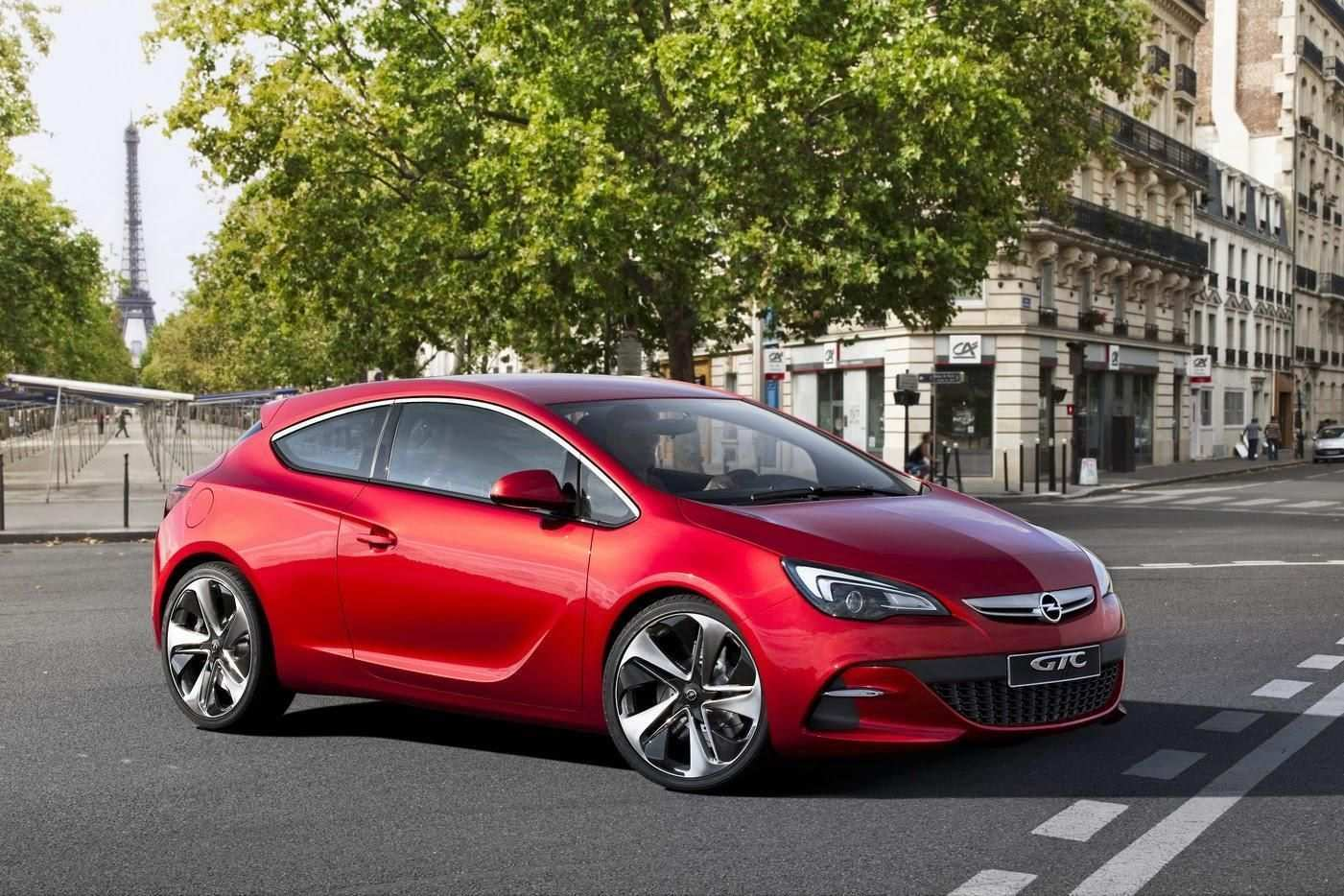 40 All New Opel Gtc 2019 History