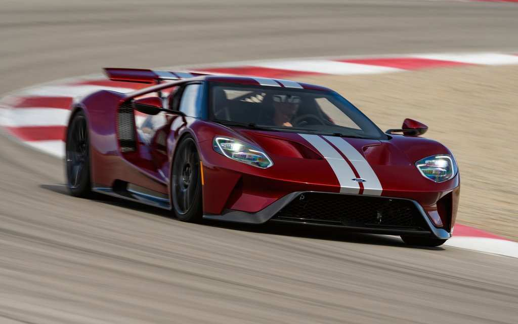 40 Best 2019 Ford Gt Supercar Review And Release Date